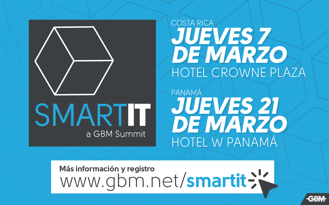 Smart  IT - a GBM Summit